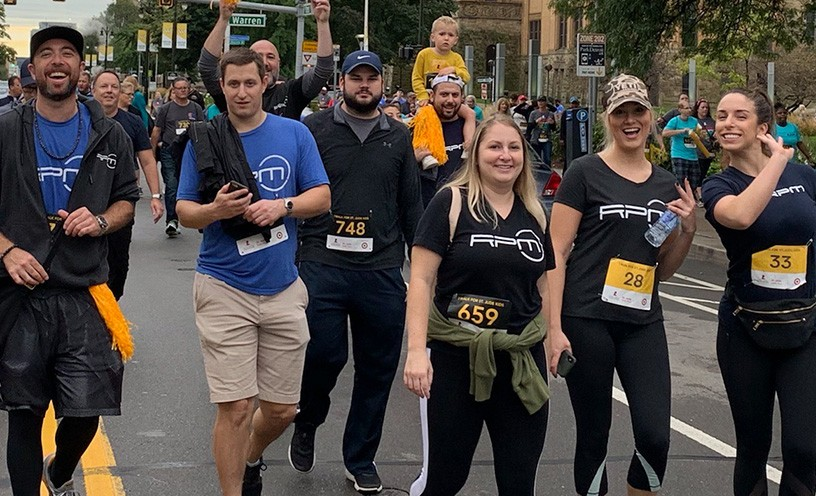 RPM Participates in St. Jude Walk/Run