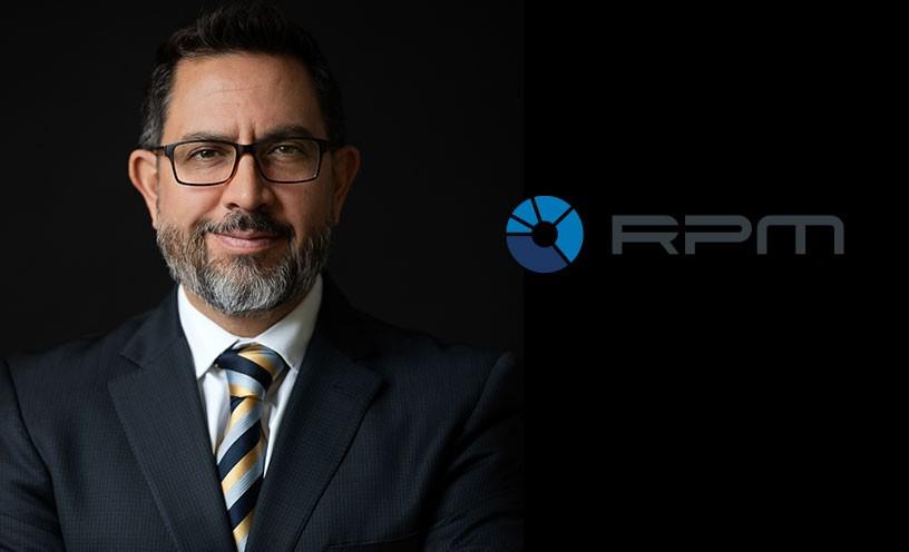 RPM Promotes Sergio Gutierrez to Global Co-CEO