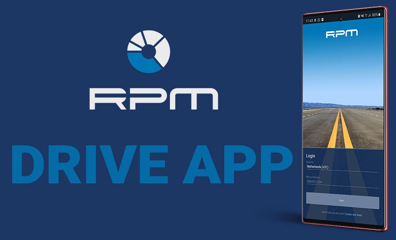 RPM Vehicle Systems Releases the RPM Drive App