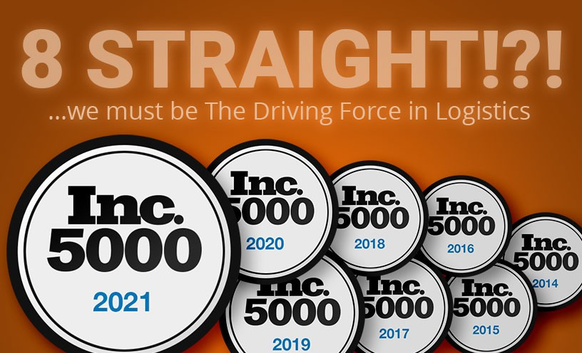 RPM Makes Inc. 5000 List for 8th Consecutive Year